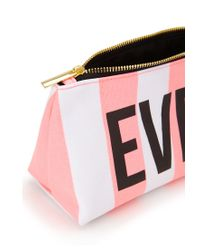 Forever 21 - Pink Whatever Makeup Bag - Lyst