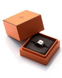 Hermès | Metallic HermãˆS Candy Ring | Lyst