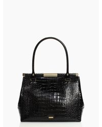 kate spade new york | Black Knightsbridge Constance | Lyst