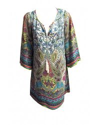 Single Dress - Multicolor Taryn Tunic - Lyst