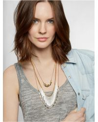 BaubleBar | Metallic Carnevale Layered Strands | Lyst