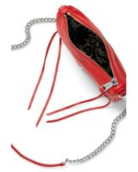 Rebecca Minkoff | Red Mini M.a.c. Customization | Lyst