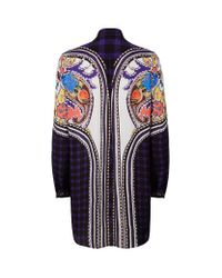 Mary Katrantzou - Multicolor Croft Silk Shirt Dress - Lyst