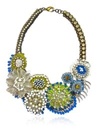 Sveva Collection | Multicolor Bambola Necklace | Lyst