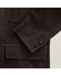 RRL - Gray Stevens Sport Coat for Men - Lyst