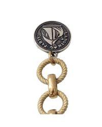 Lanvin - Metallic Zita Chain Lariat Necklace - Lyst