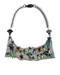 Vernissage Jewellery | Black Necklace | Lyst