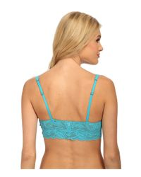 Cosabella   Blue Plus Size Never Say Never Sweetie Soft Bra Never1301p   Lyst