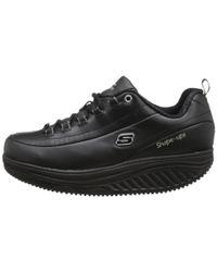 Skechers Work - Black Shape Ups — Maisto Elon - Lyst