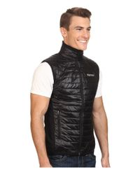 Marmot | Black Variant Vest for Men | Lyst