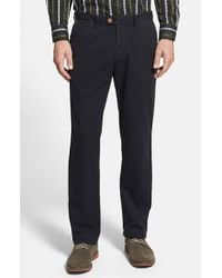 Tommy Bahama | Black 'del' Chinos for Men | Lyst