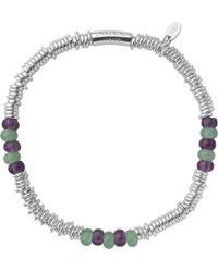 Links of London - Metallic Wimbledon Extra-small Sweetie Bracelet - Lyst