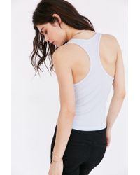 Truly Madly Deeply - Blue Classic Racerback Tank - Lyst