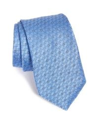 Michael Kors | Blue Silk Tie for Men | Lyst