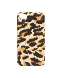J.Crew | Natural Printed Case For Iphone 4/4s | Lyst