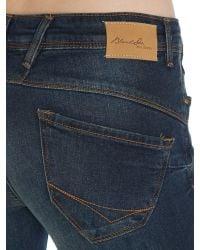 Blend She   Blue Nova Nima Slim Jeans   Lyst
