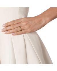 Monica Vinader - Yellow Stellar Diamond Stacking Ring - Lyst