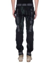 Dries Van Noten - Green Casual Pants for Men - Lyst