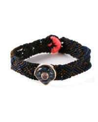 Dezso by Sara Beltran | Brown 'mexican' Bracelet | Lyst