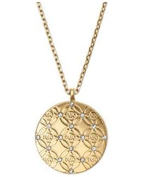 Michael Kors - Metallic Mkj4477710 Ladies Necklace - Lyst
