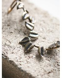 Free People | Metallic Wren & Glory Womens Ivy Handclimber Ring | Lyst