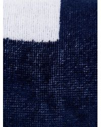 Fendi - Blue FF Beach Towel for Men - Lyst