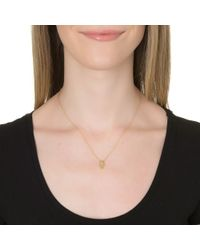 Jennifer Zeuner | Metallic Faith 1/2 Necklace | Lyst