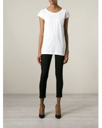 Sofie D'Hoore | White Long T-shirt | Lyst