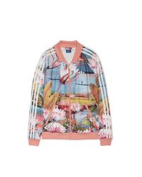 Adidas - Pink Track Top - Lyst