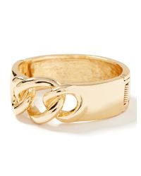 Banana Republic | Metallic Link Bangle | Lyst