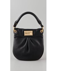 Marc By Marc Jacobs | Black Classic Q Mini Hillier Bag | Lyst