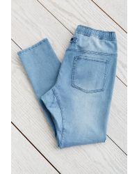Zanerobe - Salerno Boy Blue Elastic Waist Jean for Men - Lyst