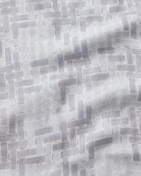 Jaeger - Gray Woven Basket Print Scarf - Lyst