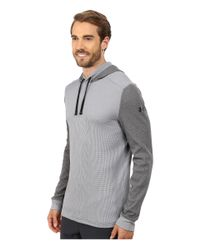 Under Armour | Gray Ua Amplify Thermal Hoodie for Men | Lyst