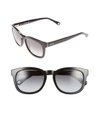 Jack Spade - Black 'bryant' 52mm Sunglasses for Men - Lyst