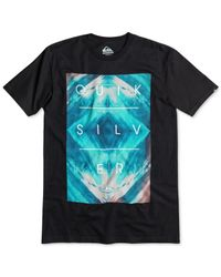Quiksilver | Black Jekyll Graphic T-shirt for Men | Lyst