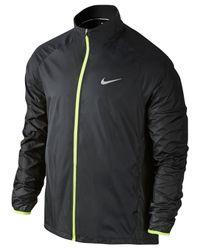 Nike | Black Windfly Full-zip Jacket for Men | Lyst