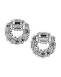 Gucci - Metallic Earrings - Lyst