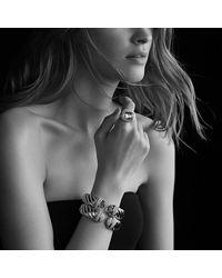 David Yurman - Metallic Waverly Ring In Gold - Lyst