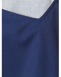 Jacquemus - Blue Combination Jumpsuit - Lyst