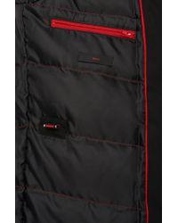 HUGO Black Down Jacket: 'brisot1' for men