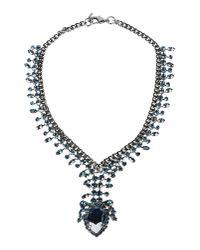 Emanuele Bicocchi | Blue Necklace | Lyst