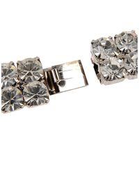Shourouk - Pink Baraka Zoe Embellished Bracelet - Lyst