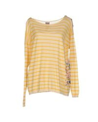 People - Yellow (+) People Jumper - Lyst