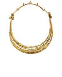 Natalie B. Jewelry | Metallic Soul Seeker Necklace | Lyst