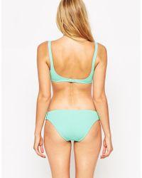 Melissa Odabash - Green Cyprus Bikini Set - Lyst