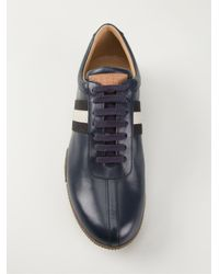 Bally - Blue Freenew Sneakers for Men - Lyst