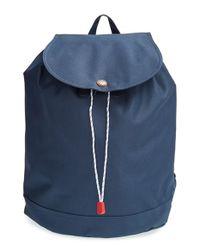 Herschel Supply Co.   Blue 'reid' Mid Volume Backpack   Lyst