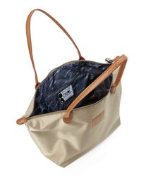 It's The Girl By Junior Drake - Natural Herb Tote - Lyst
