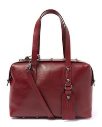 Marc By Marc Jacobs - Red Connected Bowling Bag - Lyst